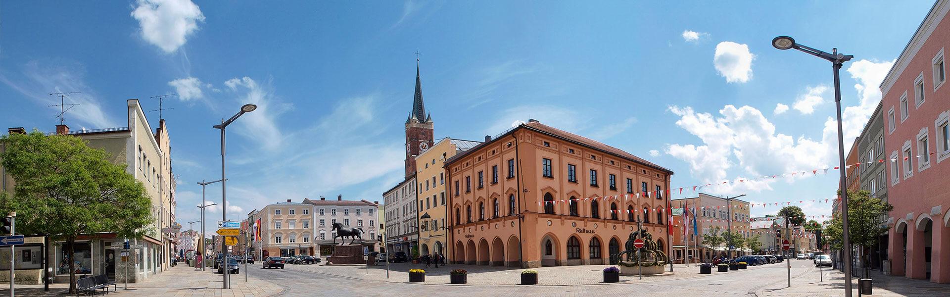 Rechtsanwaltskanzlei in Pfarrkirchen